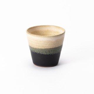 丹波焼 大雅工房 フリーカップ(3色白)