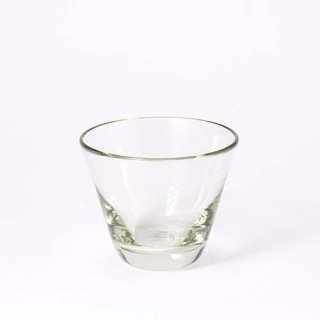 琉球ガラス ガラス工房清天 コーングラス小 クリア