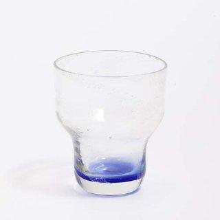 琉球ガラス ガラス工房 ロブスト てぃんがーらグラス ブルー