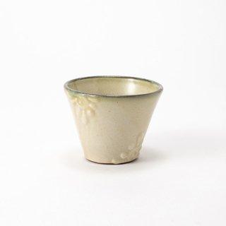 やちむん ノモ陶器製作所 そばちょこ(イッチン)