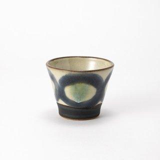 やちむん ノモ陶器製作所 そばちょこ(呉須)