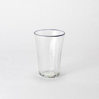 琉球ガラス glass32 ヴィンテージひとくちビアグラス クリア