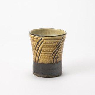小鹿田焼 坂本工窯 フリーカップ
