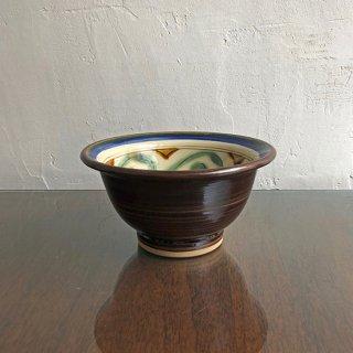 やちむん PEANUT 4.5寸鉢(波線)