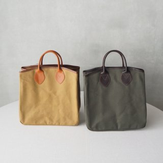 Quality Gunslips<br>ショートハンドルトートバッグ(M)<br>〈HEAVY DRILL SHORT HANDLE TOTE(M)〉
