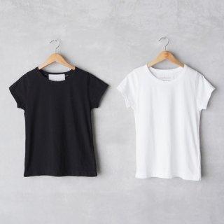 FABRIQUE en planete terre<br>ベーシッククルーネック半袖Tシャツ