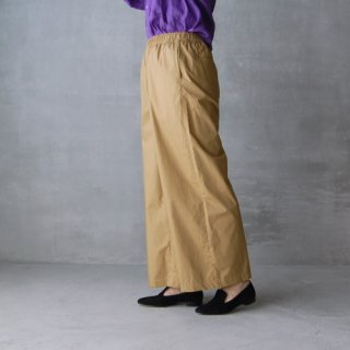 maison de soil<br>ワイドパンツ 〈 EASY WIDE PANTS - COTTON 〉