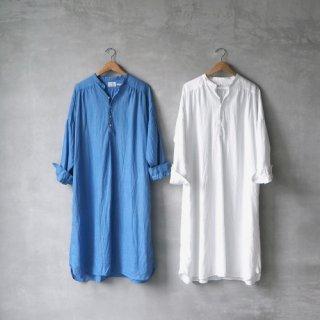 <img class='new_mark_img1' src='https://img.shop-pro.jp/img/new/icons27.gif' style='border:none;display:inline;margin:0px;padding:0px;width:auto;' />gardens of paradise<br>リネンバンドカラーロングシャツ<br>〈Swedish Long Shirts〉