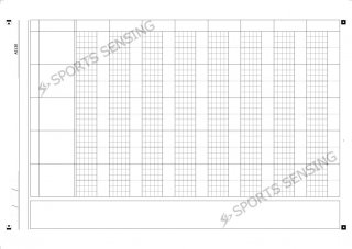 A2130 個人傾向分析シート(8テーマ/1列/5行)
