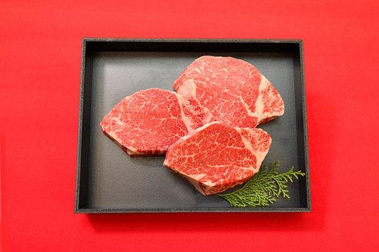 【3D冷凍】神戸高見牛 シャトーブリアン(ヒレの芯)1枚(約150g)