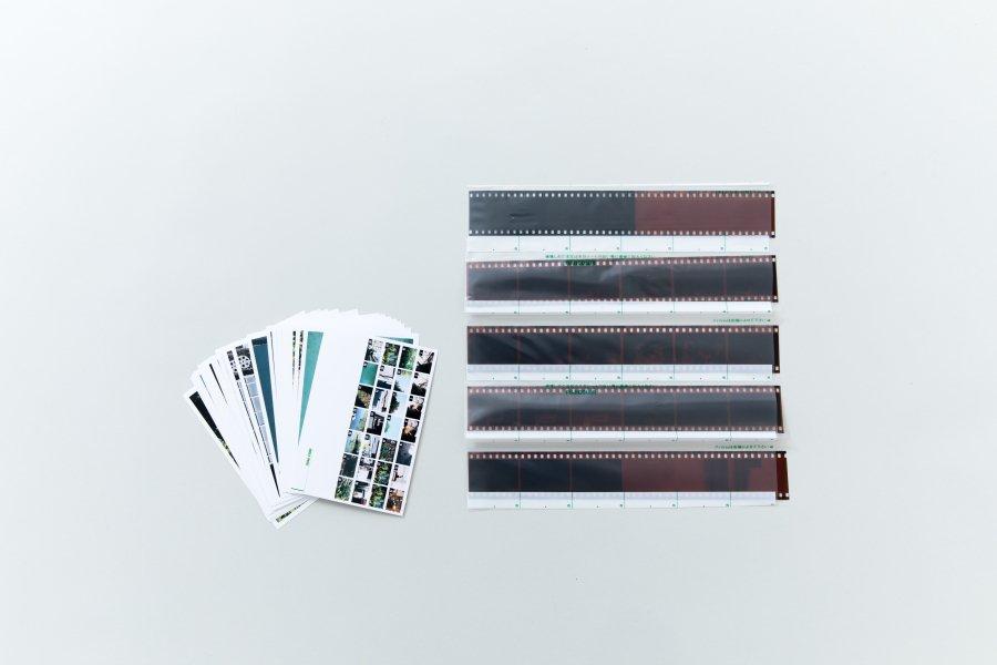 【35mm・24枚撮】カラーネガ現像・プリント・データ書き込み