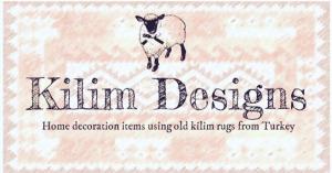"""ヴィンテージラグ・オールドキリムのお店 """"Kilim Designs""""   トルコより送料無料でお届けしています♪"""