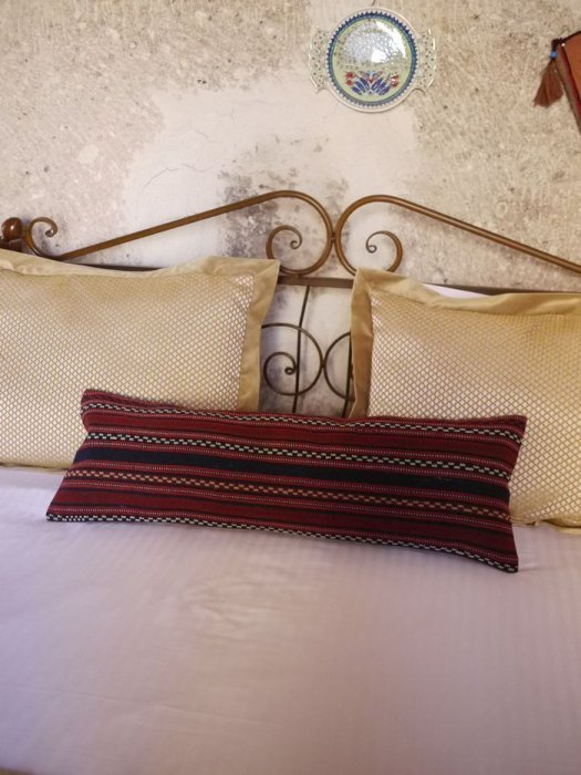 オールドキリムクッション・ピローカバー Kilim Lumbar Pillow 30×90�006