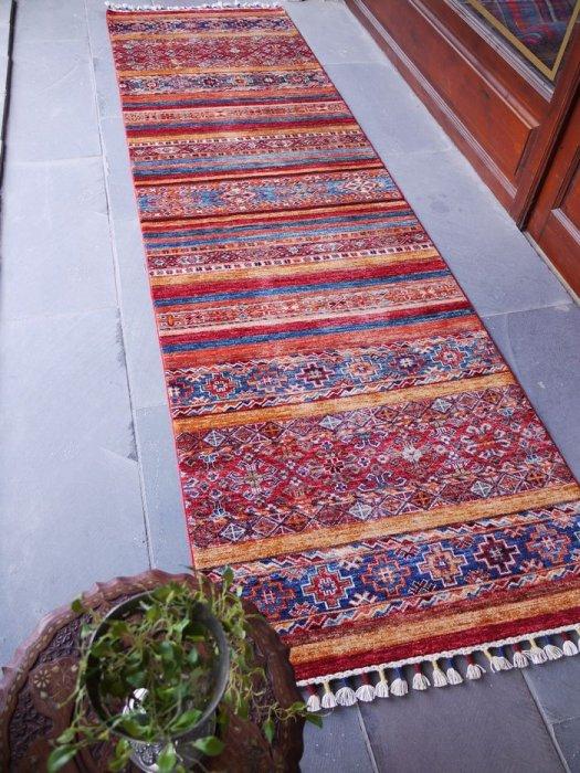 新しい絨毯 ラクダのオープンヘイべデザイン ランナー 約295×83