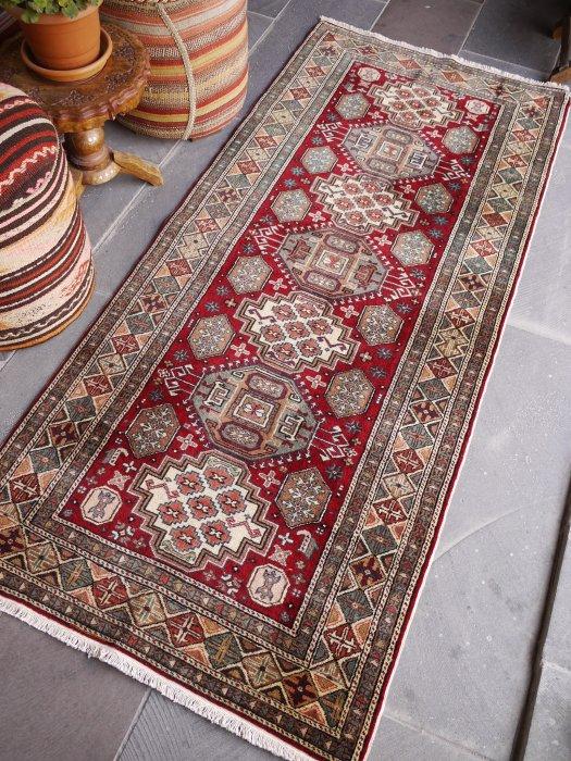 オールド絨毯  コーカサスデザイン カイセリ絨毯  約203×89 79800円→56000円