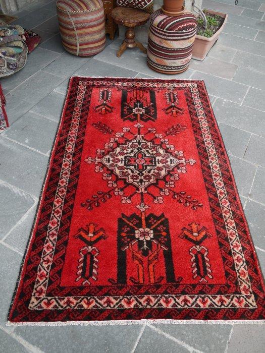 オールド絨毯 イラン  約197×121