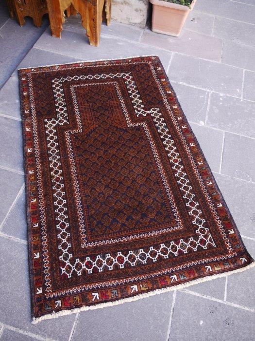アフガン バルーチ  約145×95