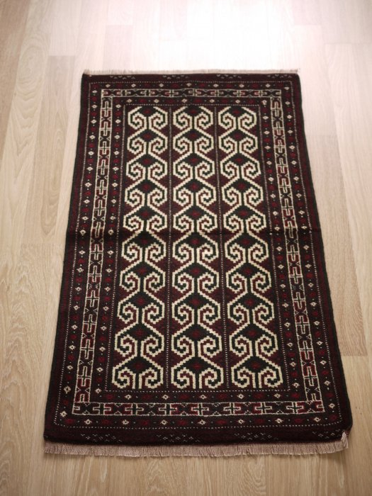 オールド絨毯 トルクメン  約122×78