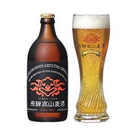 高山麦酒クラフトビール ペールエール(瓶)