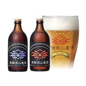 高山麦酒クラフトビール エール飲み比べセット