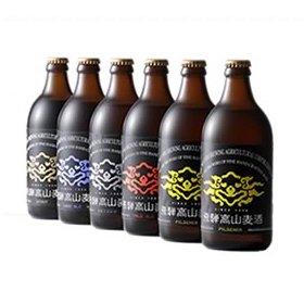 高山麦酒クラフトビール お楽しみセット