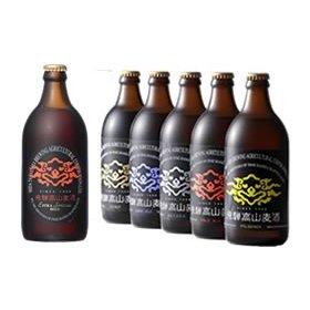 高山麦酒クラフトビール 冬季限定セット