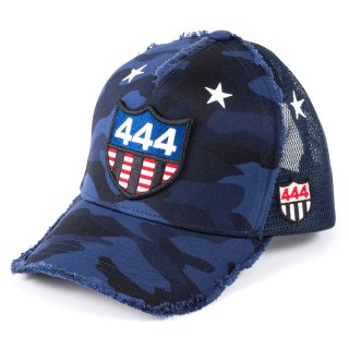 YKWPN-444STAR NVYCAMO.4 NVY BL/RE/BL/WH