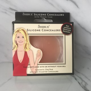 【SHIBUE COUTURE】Silicone Nipple Concealers|シブエクチュール シリコン ニップルカバー