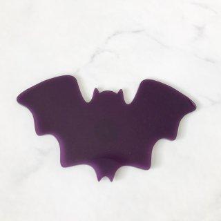 【Paw Palette】Batty Paw Palette [Purple]|【パウパレット】 コウモリ型パレット(パープル)
