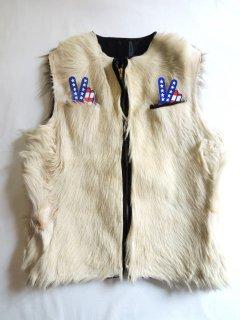1950's Real Fur VEST