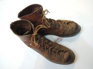 1960's monkey boots by MASON