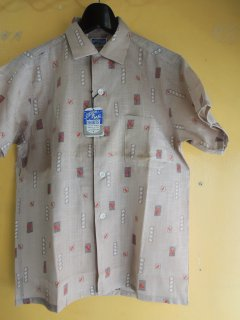 1960's cotton Shirts by SILVER STAR Deadstock