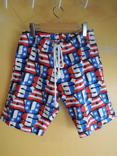 <img class='new_mark_img1' src='https://img.shop-pro.jp/img/new/icons2.gif' style='border:none;display:inline;margin:0px;padding:0px;width:auto;' />remake USA shorts made by 1960's fabric