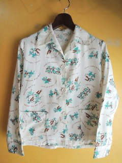 <img class='new_mark_img1' src='https://img.shop-pro.jp/img/new/icons44.gif' style='border:none;display:inline;margin:0px;padding:0px;width:auto;' />1960's home-made cotton shirts