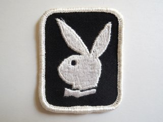 1970's PLAY BOY Patch DEADSTOCK