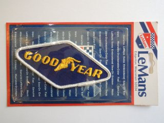 1970's GOOD YEAR Patch DEADSTOCK
