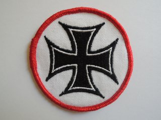 1970's IRON-CROSS Patch DEADSTOCK