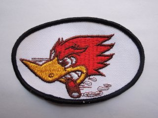 1970's THRUSH Patch DEADSTOCK