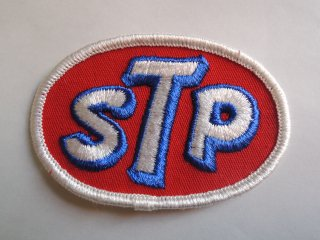 1970's STP Patch DEADSTOCK