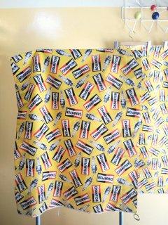 〜1970's CHAMPION SPARK PLUGS Fabric Curtain