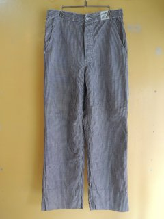 〜1960's houndstooth check Cook Pants