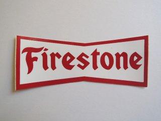 1970's Firestone sticker DEADSTOCK