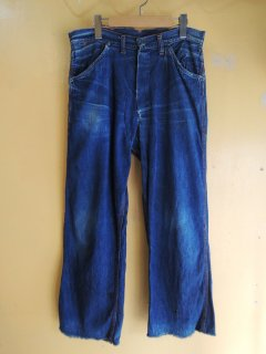 1950〜60's WASHINGTON DEE CEE Denim Painter Pants