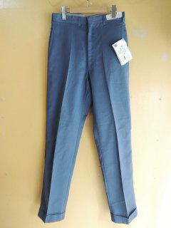1960's IVY Slacks by Sedgefield DEADSTOCK Blue