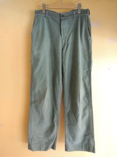 〜1960's Utility TROUSERS