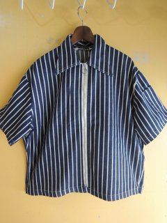 〜1970's striped s/s Jacket by GALLAGHERS