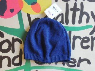 NEW ! LEUCHTFEUER Summer Knit Cap - Blue