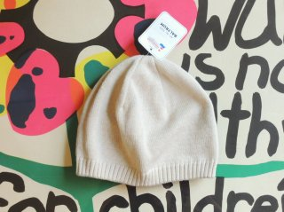 <img class='new_mark_img1' src='https://img.shop-pro.jp/img/new/icons2.gif' style='border:none;display:inline;margin:0px;padding:0px;width:auto;' />NEW ! LEUCHTFEUER Summer Knit Cap - White