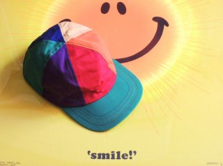 Crazy-Pattern B.B.Cap by INTERSTELAR PROPELLERS - Mint Condition