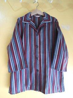 1960's cotton stripe shirts by GRAFF Deadstock